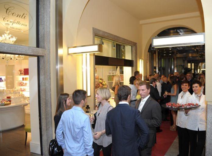 Conti Restaurant - via Montenapoleone 19 - Milano 15 settembre 2014