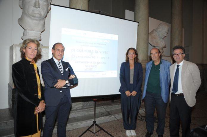 Alessandra Filippi - Domenico Piraina - Marcella Logli - Stefano Zecchi - Franco Marrocco