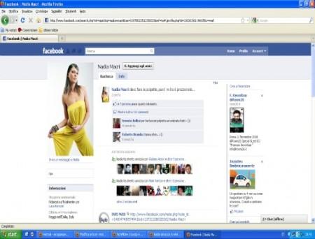 escort su facebook