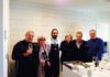 show cooking chef Francesco Montano