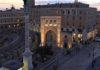 Lecce piazza S. Oronzo