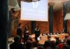 Il Presidente Notaro premia Castellano