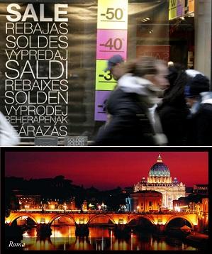 Roma Saldi Inverno