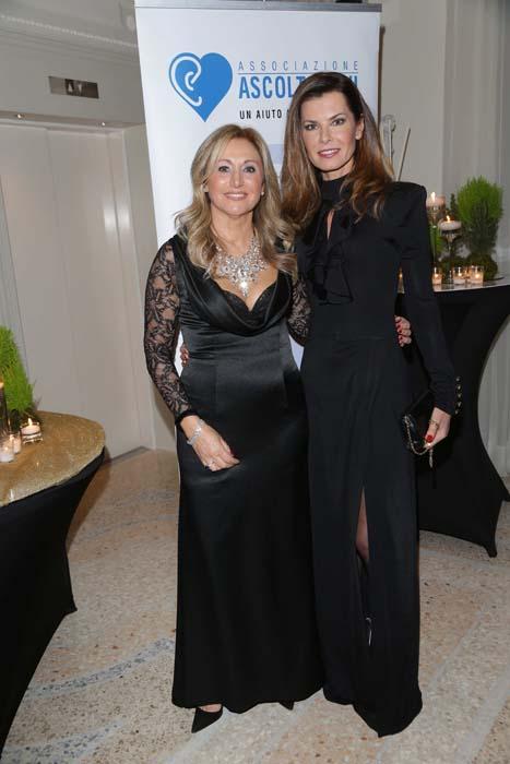 Loredana Lechiancole Vergani con Federica Moro