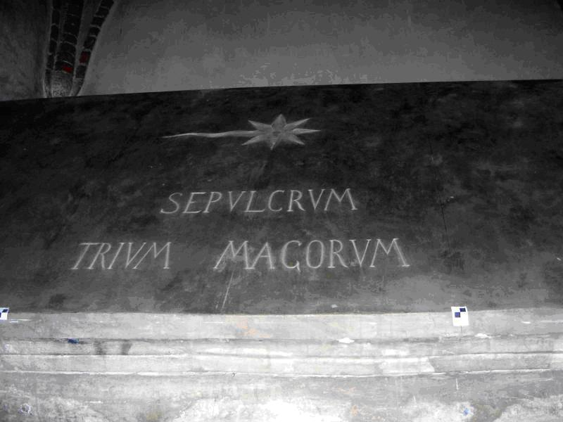 sepolcro dei Re Magi