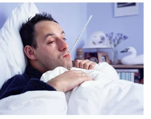 febbre tosse raffreddore influenza