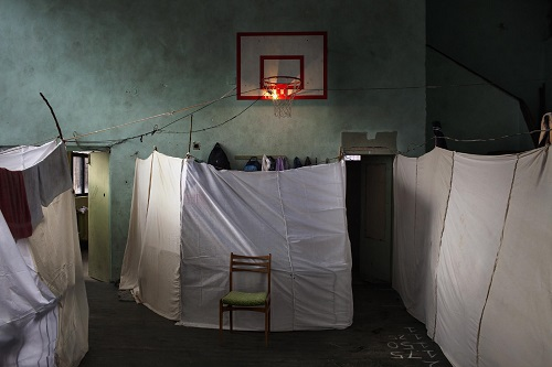 Alessandro Penso - Temporary Accomodation - Word Press Photo 2014