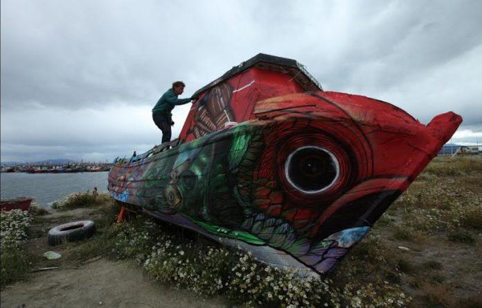 artista vagabondo Cile