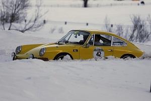 Danesi Sesena su Porsche 911 L del 1968