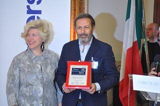 Gloria Brolatti e Filippo Lamantia