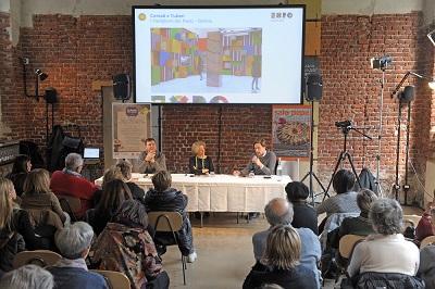 conferenza Vittorio Castellani Laura Maragliano Marco Chiodi