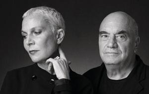 Doriana e Massimiliano Fuksas r