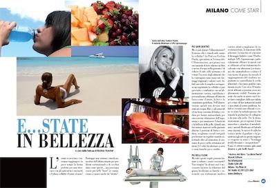 E...State in Bellezza - di Evelina Flachi