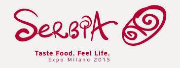 SERBIA LOGO EXPO