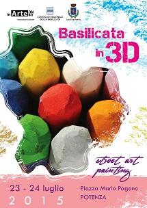 basilicata 3d manifesto