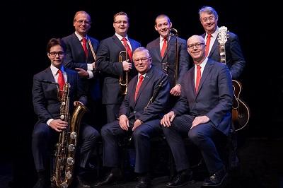 Dutch Swing College Band 2015 di Bas Meijer