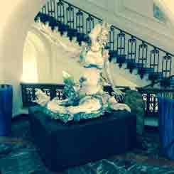 La Sirena di Capri - Mostra Silvana Galeone 2