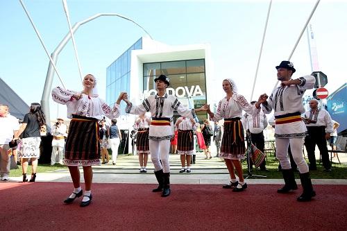 PADIGLIONE MOLDAVIA