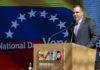 Vice Ministro per lEuropa del Ministero degli Esteri del Paese Alejandro Fleming