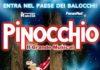 PINOCCHIO - Milano Teatro della Luna 2015