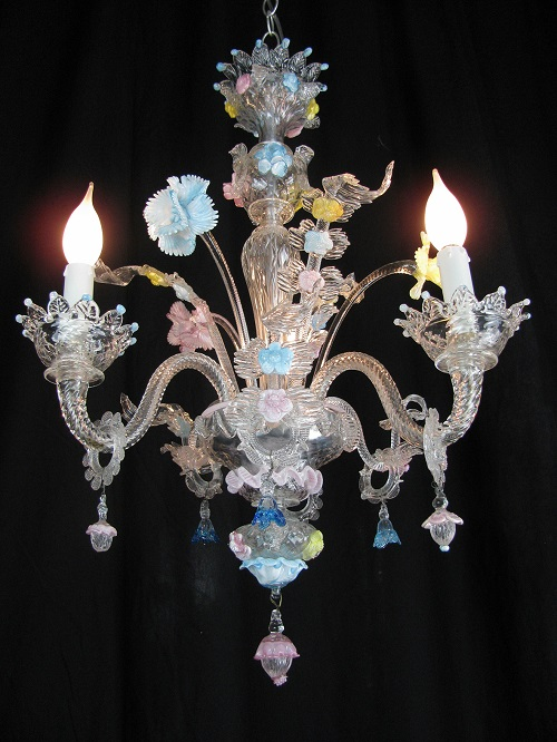 07 Luce vetro di Murano e colore