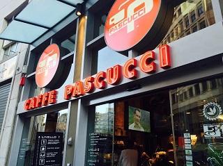 Caffe Pascucci Milano r