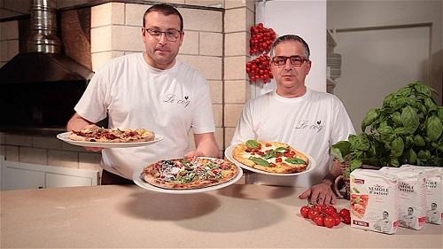 Michele Aucelli e Carlo Stolfa de LE COQ