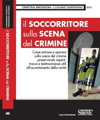 Il soccorritore sulla scena del crimine - 1ak