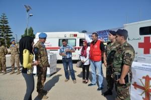 Libano - UNIFIL farmaci