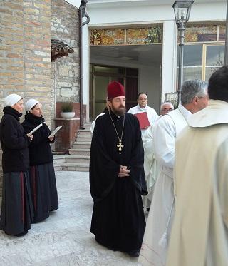 Pescara - Manoppello - Apertura Porta Santa DEL GIUBILEO DELLA MISERICORDIA 2