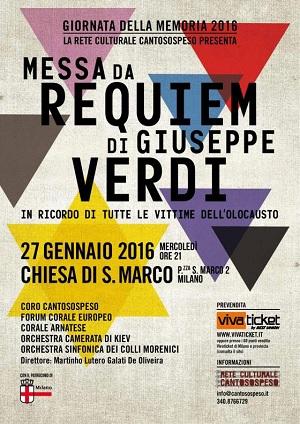 Requiem Verdi - San Marco