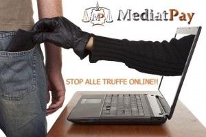 MediatPay - stop alle truffe online