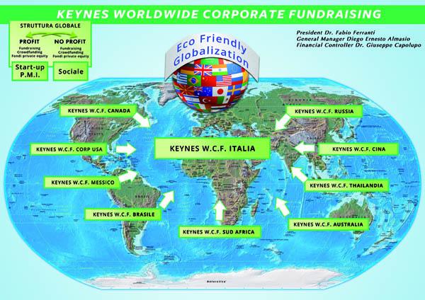 Keynes Worldwide Corporate Fundraising 3