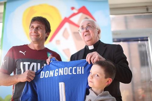 Don Gnocchi Antonio Conte e Mons. Angelo Bazzari 24