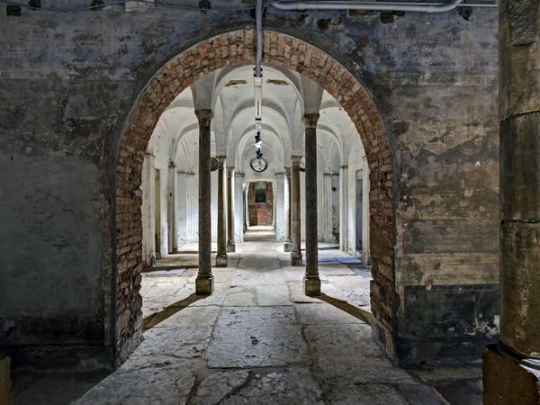 Milano Cripta diSan Sepolcro
