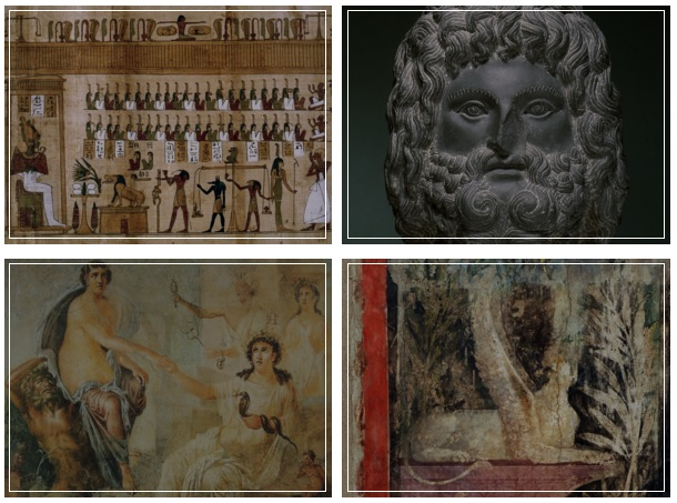 Nilo e Pompei Torino