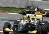 Peccenini in azione sulla F.Renault 2.0 nel VdeV - Foto Pieri