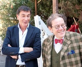 Paolo Carli e Philippe Daverio