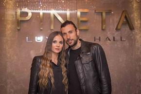 Christian Zaccardo e Alessia Serafini