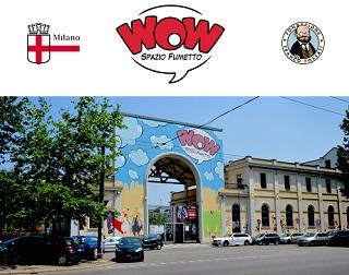 WOW Spazio Fumetto - Museo del Fumetto di Milano r