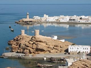 Oman Porto e Castello