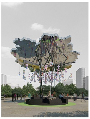 Urban Tree Lounge - Stefano Boeri
