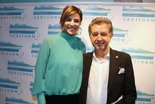 Cristina Chiabotto e Dario Bordet