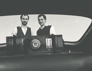 Alessandro e Sebastiano Marzotto - lunotto