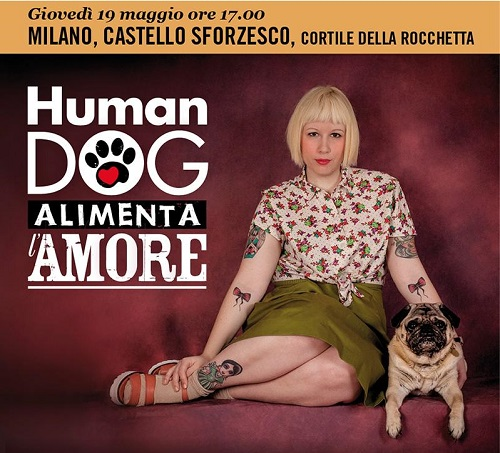 Human Dog Milano