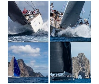 Rolex Capri International Regatta 2016