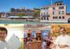 venezia hotel cipriani - chef Davide Bisetto e Norbert Niederkofler