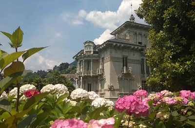 Villa Bernasconi Cernobbio m