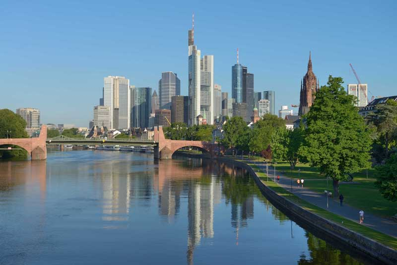Panorama Frankfurt cTourismusCongress GmbH Frankfurt Holger Ullmann