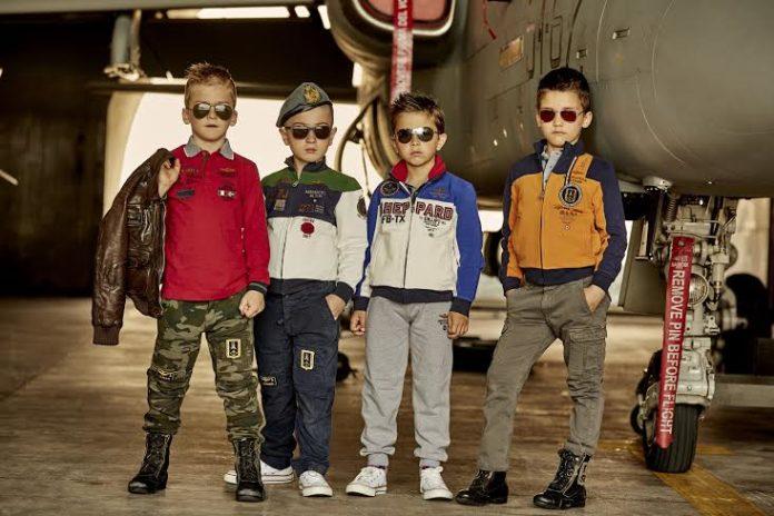 bimbi aeronautica Militare